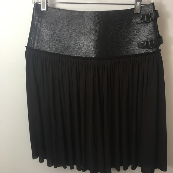 Jean Paul Gaultier Dresses & Skirts - Jean Paul Gaultier mini skirt